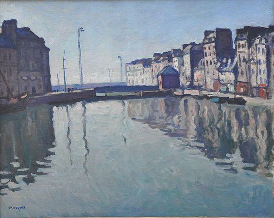 File:Bassin du Roy (Le Havre, France) by Albert Marquet.jpg