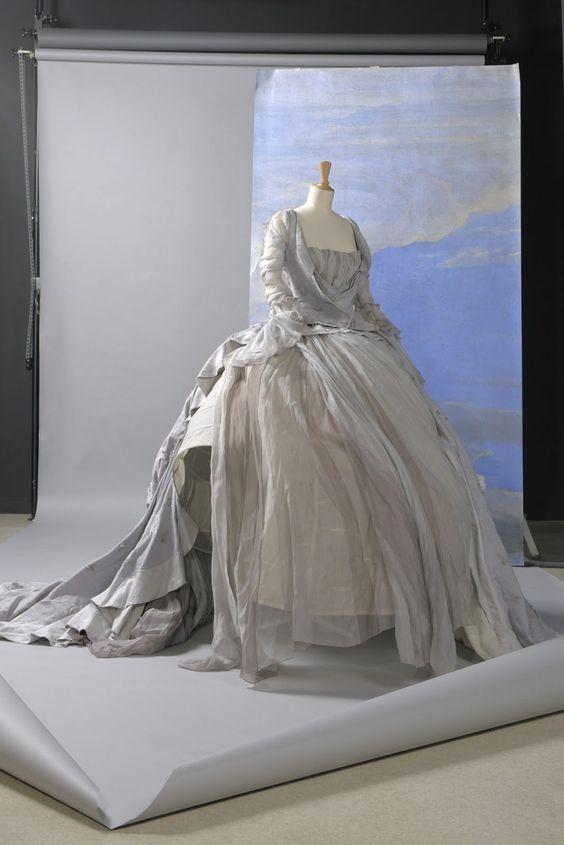 vestito maria antonietta