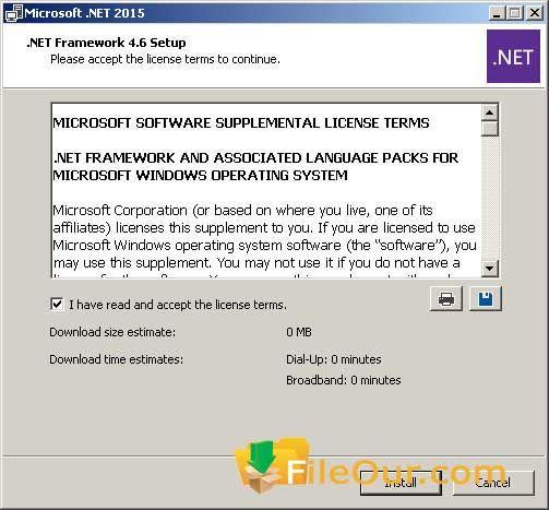 Net Framework 4 6 Offline Installer Download For Windows Net Framework Microsoft Windows Operating System Microsoft Software
