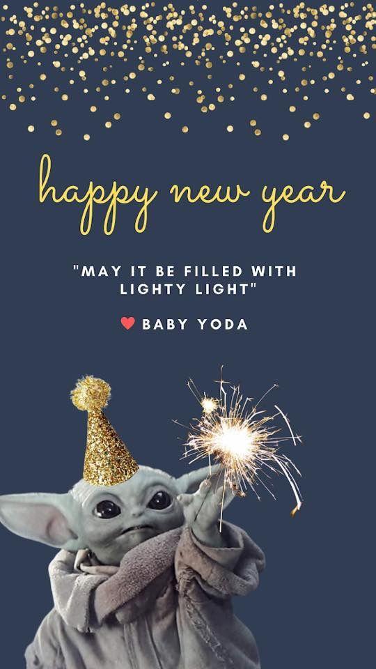 Baby Yoda Fb Meme Group Yoda Meme Yoda Funny Happy New Year Baby