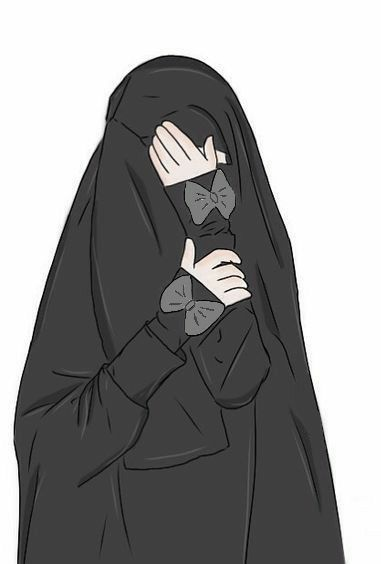 Kumpulan Gambar Kartun Muslimah 6