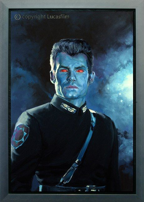 Thrawn by Dave Seeley