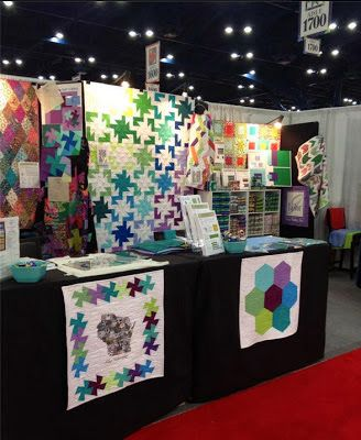 Find Me at Quilt Festival in Houston