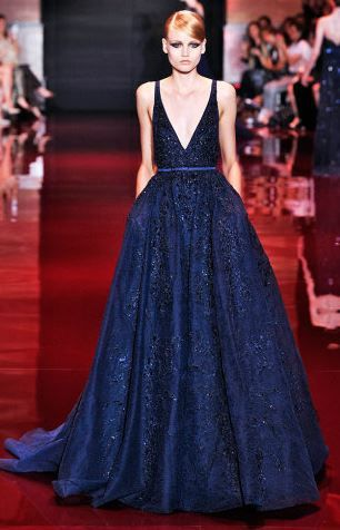 Eclectic fashion Style: Alta Costura Inverno 2014/ Elie Saab