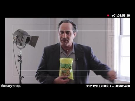 Robert De Niro Funyuns Bloopers - Exclusive Outtakes