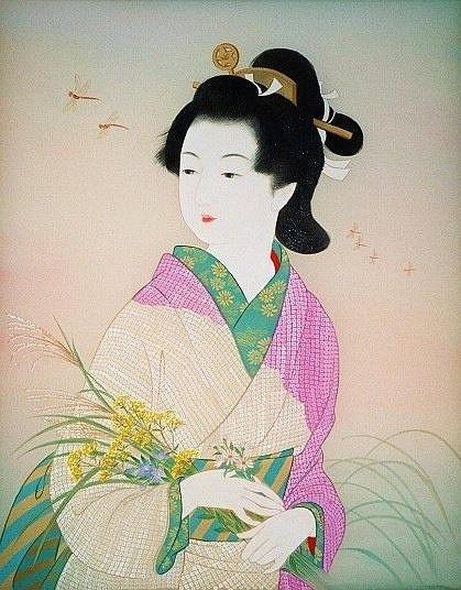Arte de Kisho Tsukuda