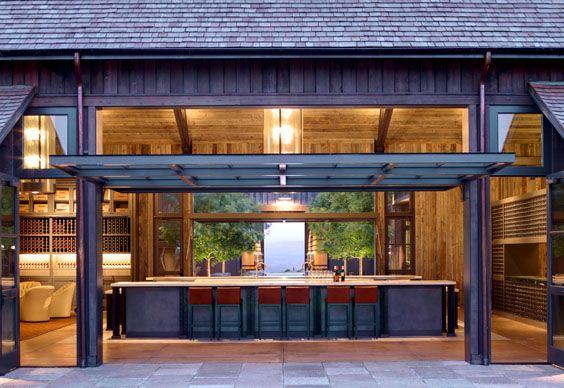 Backen, Gillam & Kroeger Architects - Portfolio - Wineries - Ram's Gate Winery: