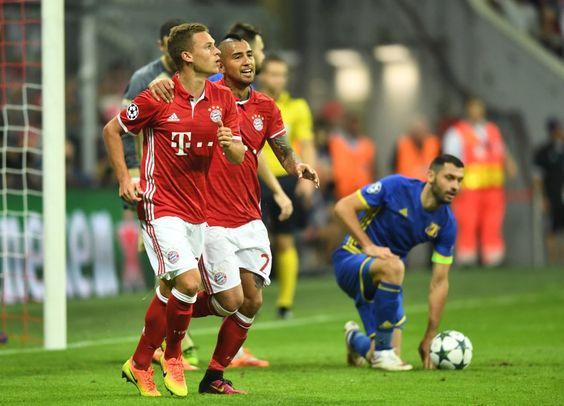 Champions League: Bayern bezwingt Rostow deutlich - SPIEGEL ONLINE - Sport