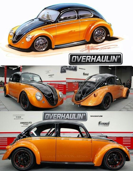 VW Bug by Chip Foose - This is the one I want!!!!