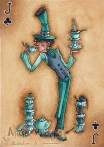 The July 17th MENTALLY CREATIVE Card – The Jack of Clubs Club