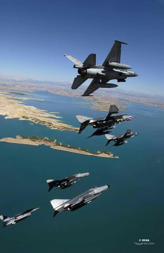 The Turkish Air Force