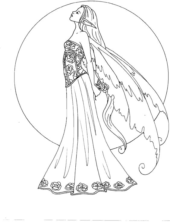 Artist Amy Brown Fairy Myth Mythical Mystical Legend Elf Fairy Fae Wings Fantasy Elves Faries Sprite Nymph P Fairy Coloring Pages Fairy Coloring Coloring Pages