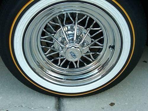 Cragar 30 Spokes Rwd Wheels Pinterest