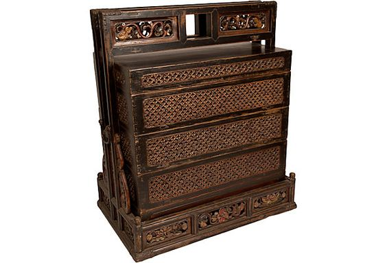 19th-C. Chinese Wedding Chest on OneKingsLane.com