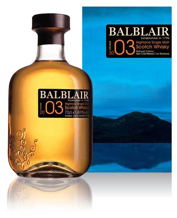 8.5 + Balblair (2003) Single Malt Scotch #Scotch #Whisky #Whiskey…
