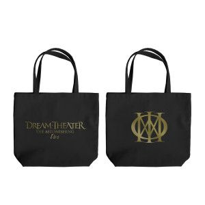 There's room for lots of stuff in this tote bag, which shows the Majesty symbol…