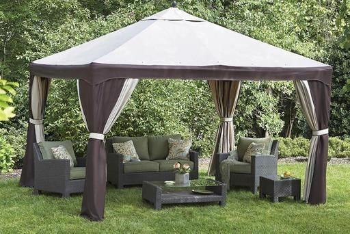 Make Sure You Visit Our Blog For Even More On The Subject Of This Brilliant Gazebo Jardin In 2020 Steel Gazebo Gazebo Replacement Canopy Gazebo