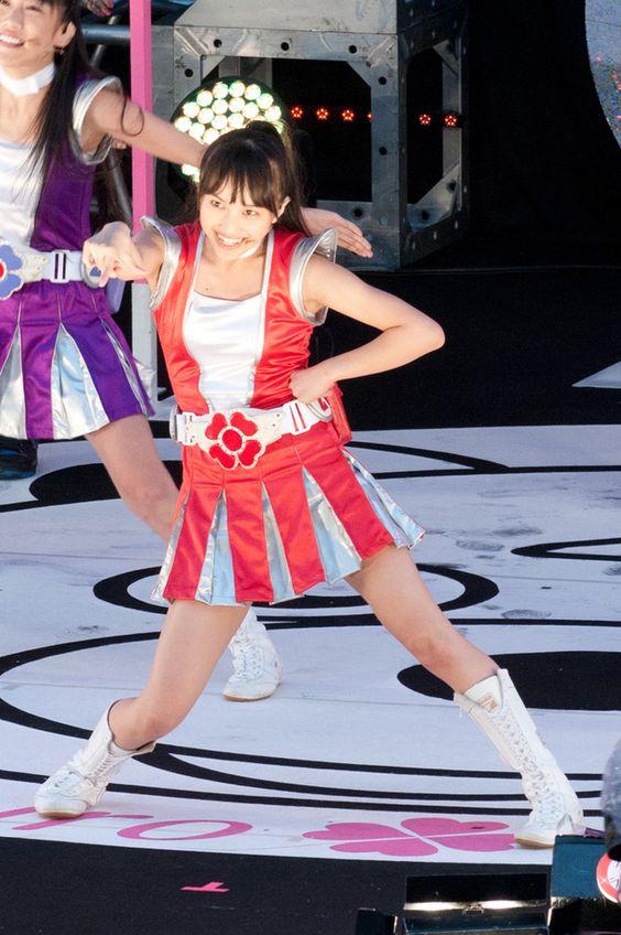 踊る百田夏菜子