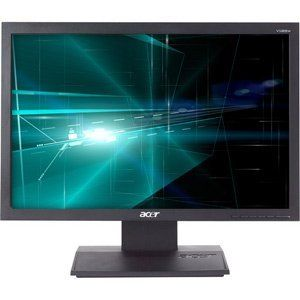 Acer ET.CV3WP.E05 19-Inch Widescreen LCD Monitor (Black) | Move up to a wide-screen LCD for greater performance and watching entertainment. The eco-friendly Acer V193W lcd available with or without built-in speakers provides color and assessment