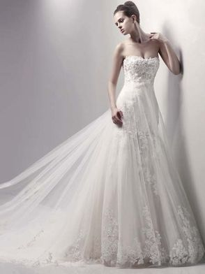 "One of my favorites!!!!  Enzoani Dress ""Charleston"""