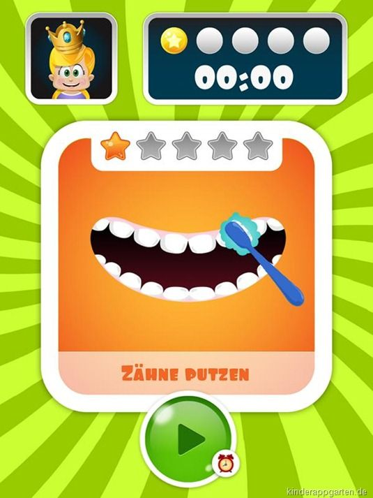 Morning Kids | Eltern Apps | Kids Apps | iPad iPhone