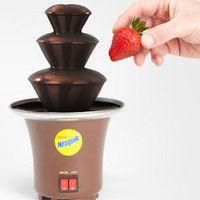 Nesquik Chocolate Fountain