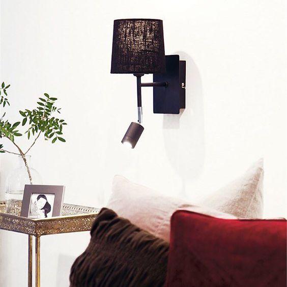 Perfekt lampe til soverommet og stuen. gir et fint lys og den har ...