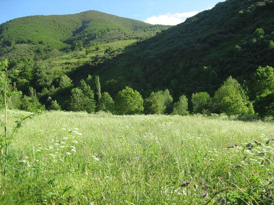 regreso a Posada de Valdeon desde el valle de Prada (2/2)