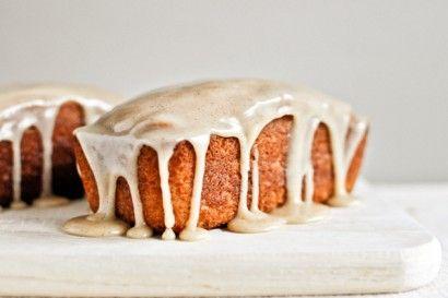 Mini Brown Butter Vanilla Bean Poundcakes