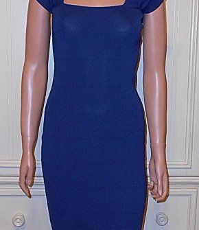 This Dress still has Tag   Never Worn   SO SEXY !   Color is darker navy..much…