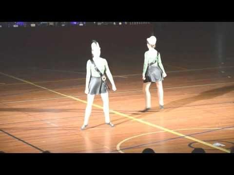 "SHDA - ""Marching Girls"", Victoria & Olivia Open Duo Choreography Winners Gosford NSW 2014 - YouTube"