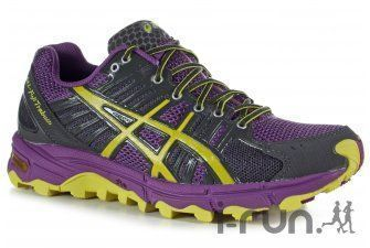 chaussure asics trail femme
