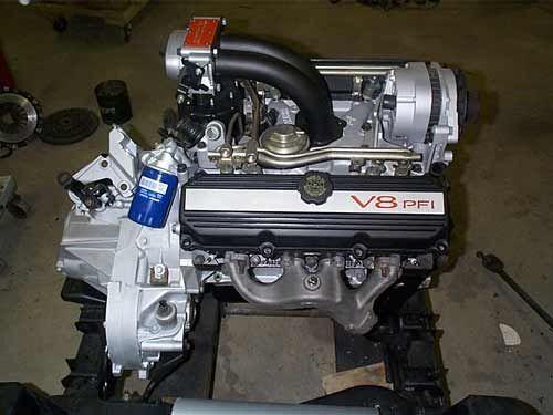 30++ V8 fieros info
