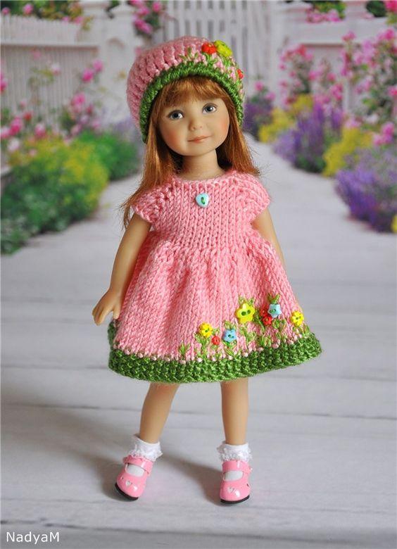 """Наряды для кукол Effner Heartstring 8"""" / Одежда для кукол / Шопик. Продать купить куклу / Бэйбики. Куклы фото. Одежда для кукол"""