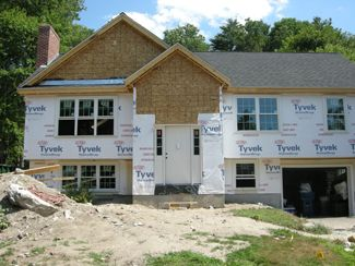 Bi level garage additions replace all windows doors for Split level additions