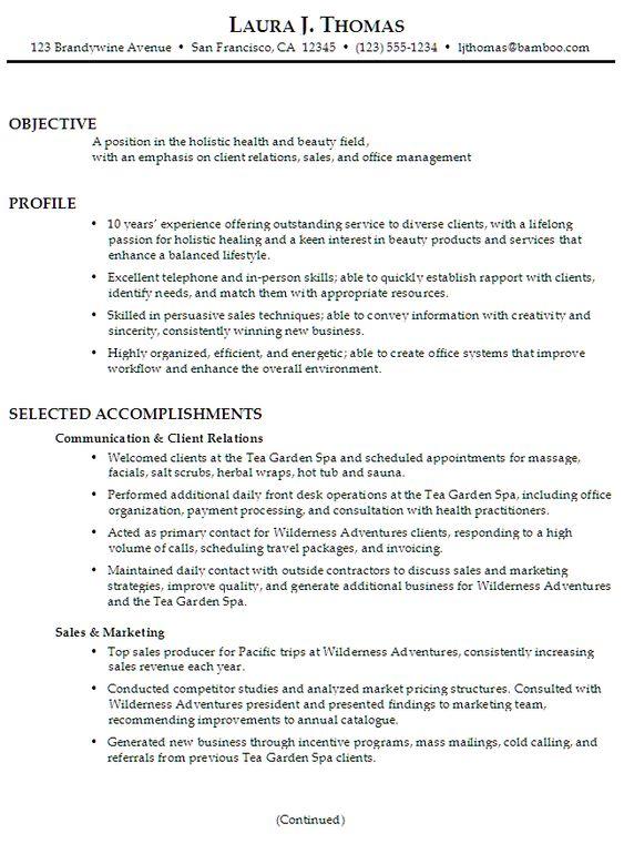 Desktop #Publisher Resume (resumecompanion) Resume Samples - cold calling resume