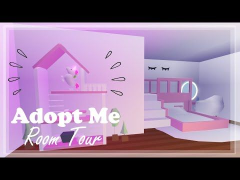 Photo To Furniture 3 Adopt Me Girly Bedroom Tour Youtube Girly Bedroom Animal Room Cute Room Ideas