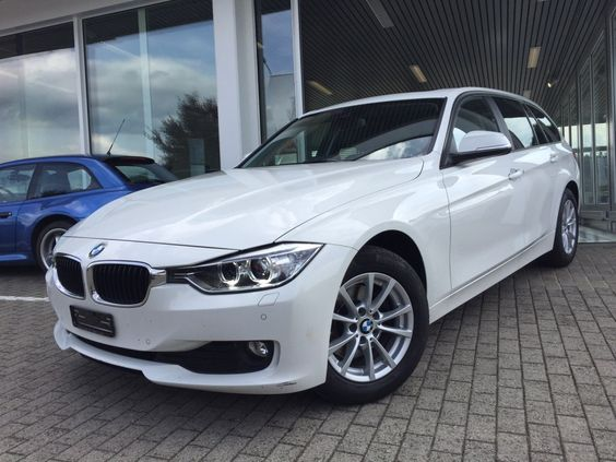 BMW 320d xDrive Touring Steptronic, Occasion, Diesel, 90'000 km, CHF 26'900.-