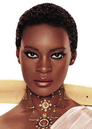 Outstanding Cute Natural Hairstyles For Black Women Black Women 6 Short Hairstyles Gunalazisus