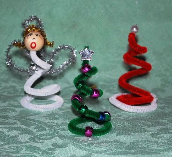 Holiday Crafts, For Kids And Xmas On Pinterest