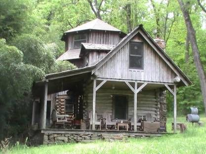 Cabin Homes For Sale In And Arkansas On Pinterest