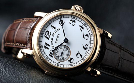 online store ac2eb 187a9 独創的で美しいデザイン。「フランク ミュラー」の時計は確かな ...