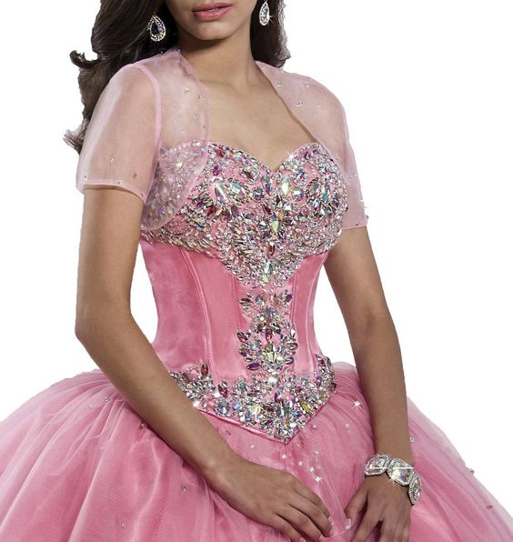 Oudy Women's Crystals Prom Dress Sweetheart Princess Sweet 16 Ball Gowns 18 US Pink. 1.Please check the amazon's size chart and choose a right size. if the size doesn't fit you well, please contact us in advance and tell us your exact measurements: bust,waist,hips,hollow to floor without shoes,the heel of your shoes and your height from head to toes. 2.If the color of the dress is not your style, you also could contact me in advance, we accept to custom made the color you want. 3.The…