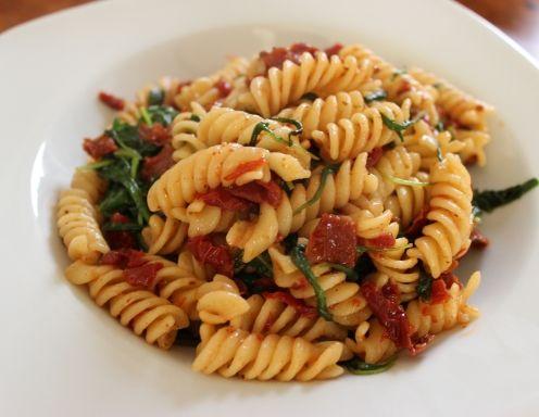 Fusilli Tricolori - Rezept - ichkoche.at