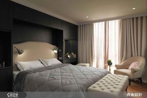 臥室最搶眼的地方10 款床頭背牆的設計 Interiores Arquitetura
