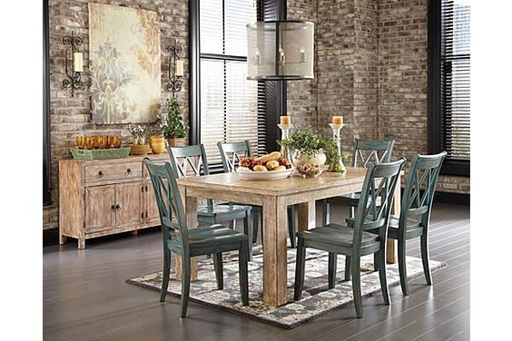 Mestler Dining Room Table : Kitchen tables, Vintage and Chairs