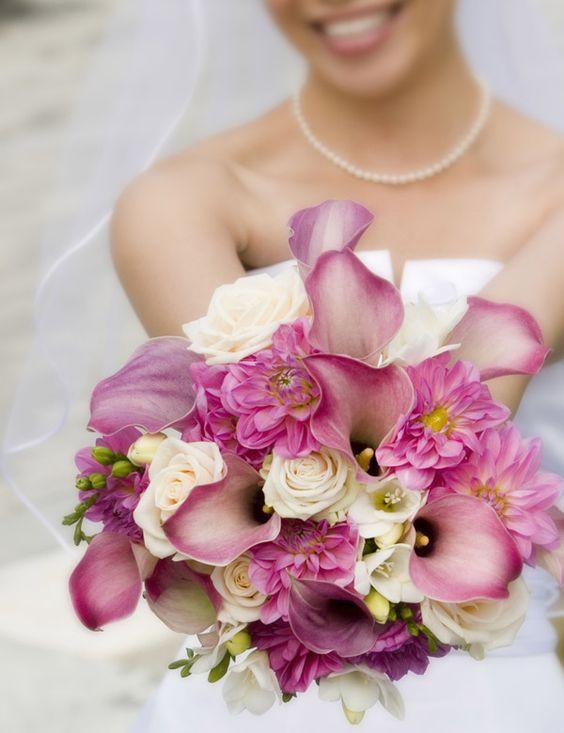 Brautstrauß - Übersicht