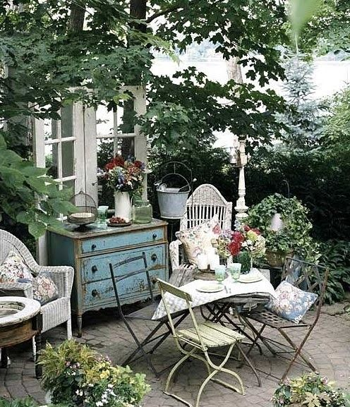 garden chic and shabby by butchie.d.pena