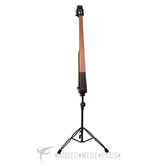 Dean 4 Strings Upright Pace Bass Classic Black With Case - PACEB-CBK-U