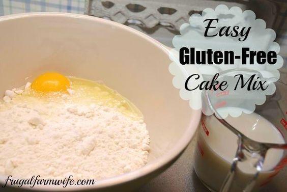 Easy homemade cake, Homemade cakes and Homemade cake mixes on ...